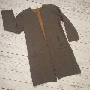 Jackets & Blazers - Double sided Lightweight Coat